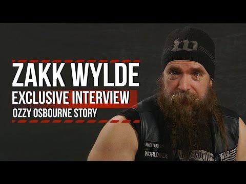 Zakk Wylde Tells an Ozzy Osbourne Drinking Story