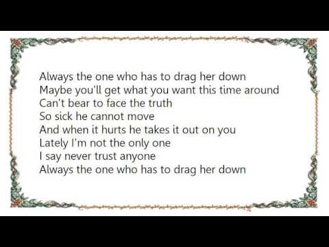 Garbage - The Trick Is to Keep Breathing Lyrics