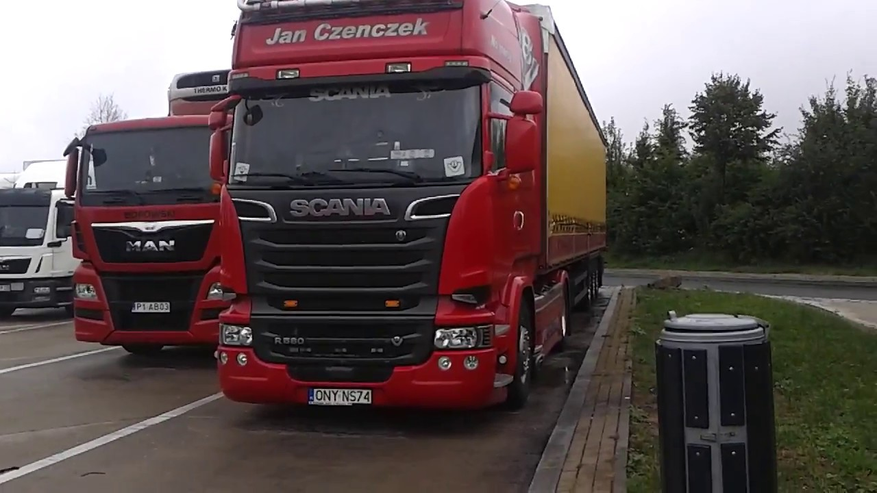 Favori Scania R580 V8 Topline - interior/exterior - YouTube IF82