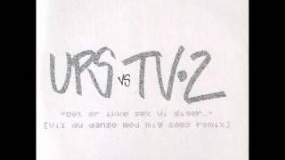 Tv2 vs,. UPS - 'Det Ikke Sex Vi Siger...' Vil Du Danse Med Mig 2003 (Long Version)