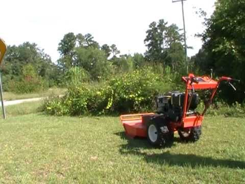 DR Field And Brush Mower Demonstration 2