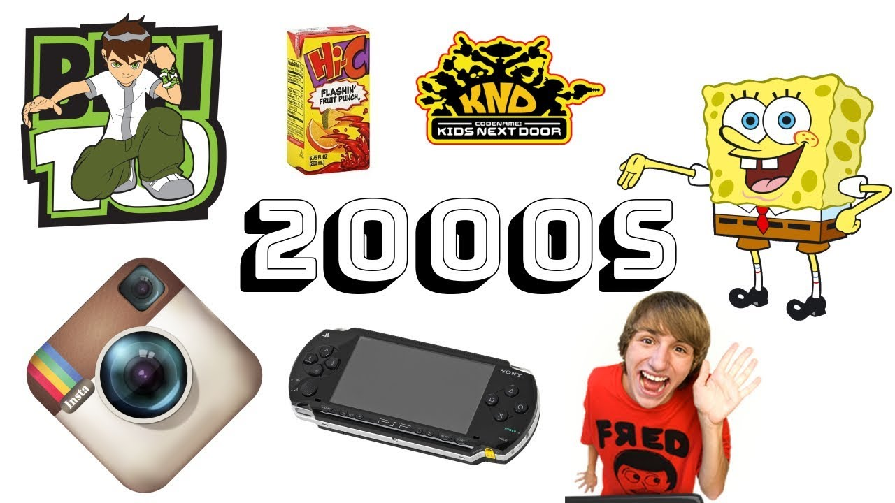 Download 2000s Nostalgia (Anyone Born in 1997-2003 Must Watch)