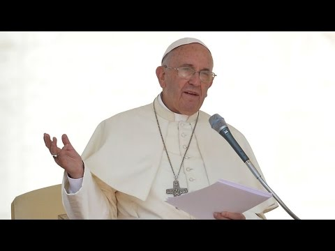 VATICAN - Pope Francis calls for urgent action on climate change in encyclical