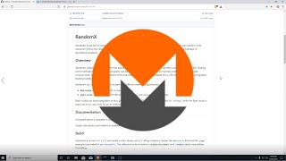 monero XMR Switching Algorithm?? NO MORE WEB MINING - RandomX