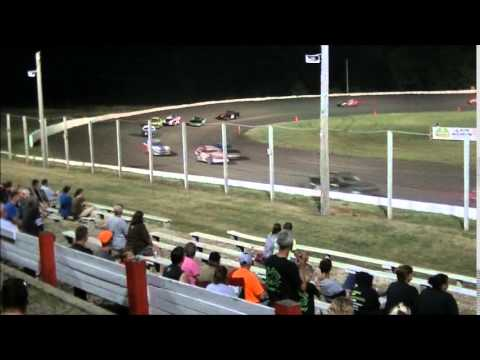 Chateau Raceway Hornet Feature 08-22-14