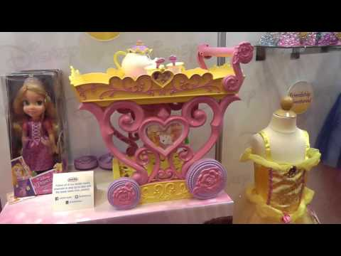 Belle Musical Tea Party Cart
