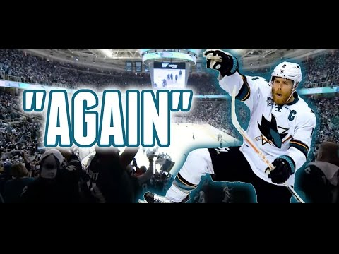 San Jose Sharks 16-17 Pump Up:  'Again' HD