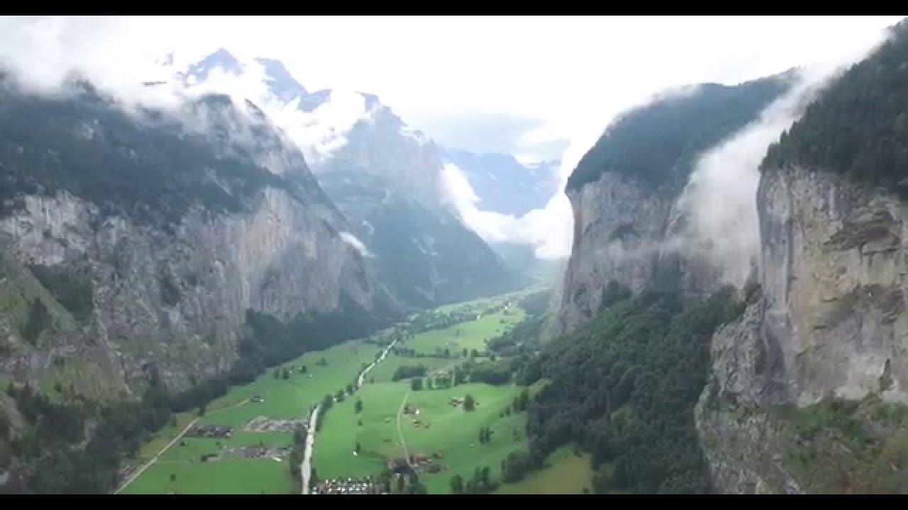 Dji Phantom 3 Drone >> Engelberg-Lauterbrunnen DJI Phantom 4K HD - YouTube
