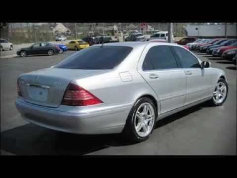 2003 mercedes benz s class s500 sedan in st louis mo for Mercedes benz s500 2003