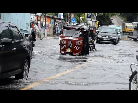 Deadly Sri Lanka floods leave thousands homeless