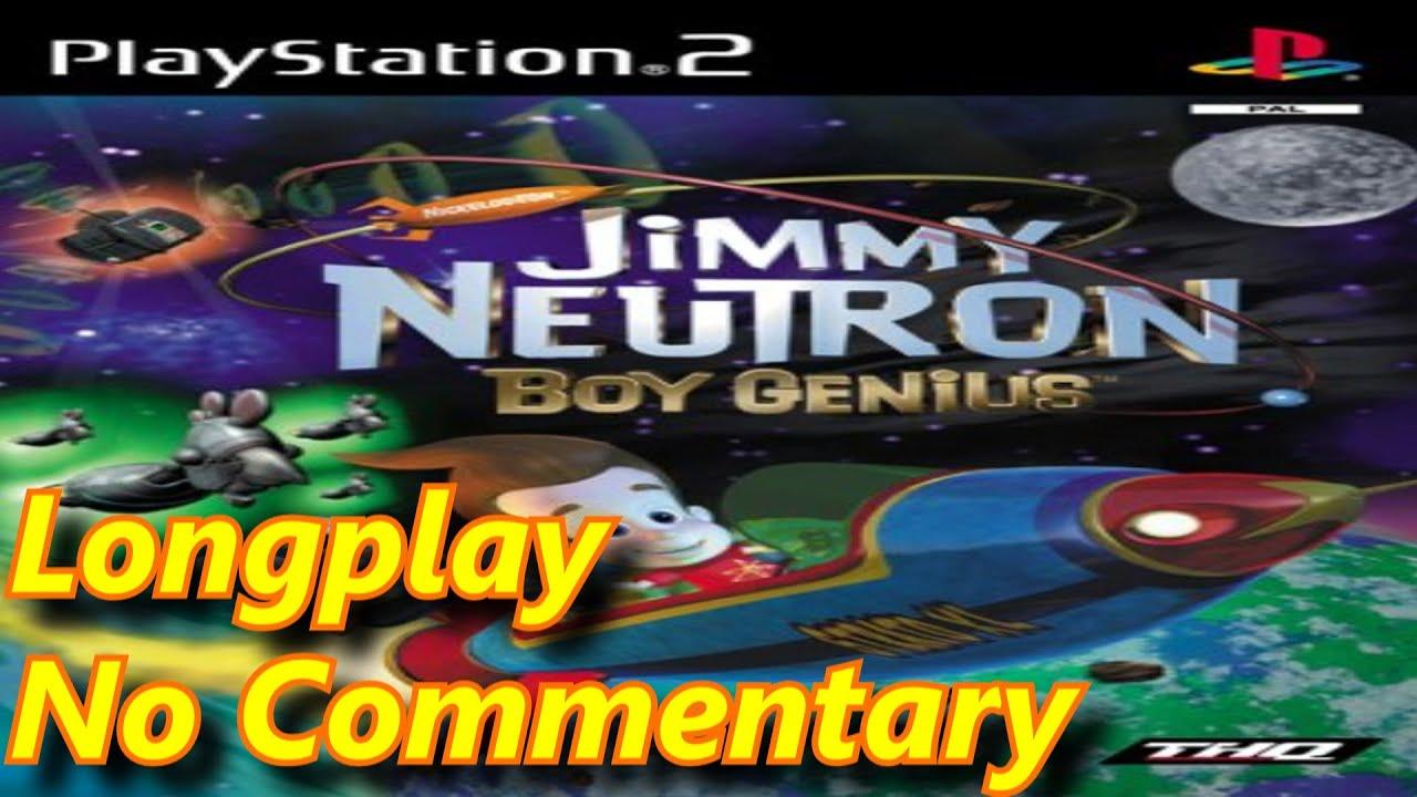 jimmy neutron boy genius wallpapers and gameplay screenshots