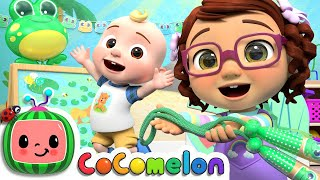 Download lagu Stick To It | CoComelon Nursery Rhymes & Kids Songs