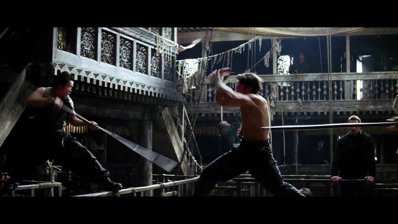 Batman Begins (2005) - Theatrical Trailer (HD) - YouTube