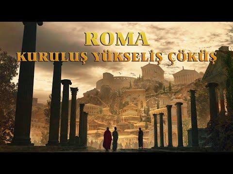 Roma: Kuruluş, Yükseliş,