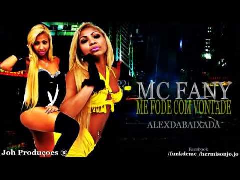 MC FANY   -  ME FODE COM VONTADE  [Lançamento 2014]   #gznFUNK