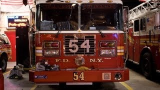 FDNY HD - Ride Along with Engine 54 on an EMS Run - 11/12