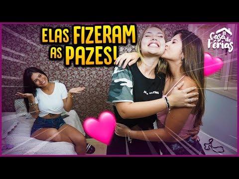 ELAS VOLTARAM A SER AMIGAS - CASA DE FÉRIAS #25 [ REZENDE EVIL ]