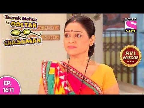 Taarak Mehta Ka Ooltah Chashmah - Full Episode 1671 - 15th December, 2018