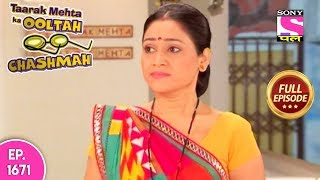 Taarak Mehta Ka Ooltah Chashmah - Full Episode 1671 - 15th December, 2018