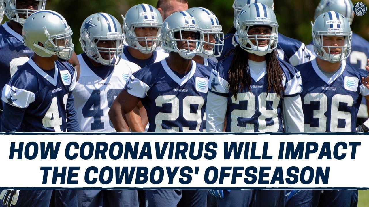 How Coronavirus Will Impact the Cowboys' OffSeason | Blogging the Boys
