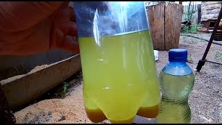 Бензин из пластика.Испытание перегонного аппарата (эксперимент №18)