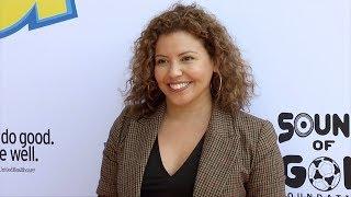 "Justina Machado ""LaGolda"" Special Short Film Screening Red Carpet"