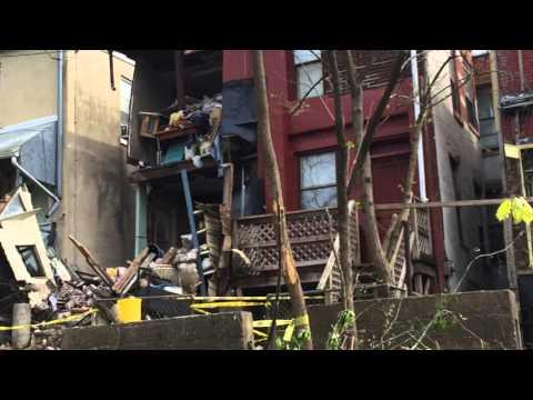 Harrisburg Codes Enforcement Tackles Demolition On Crescent Street