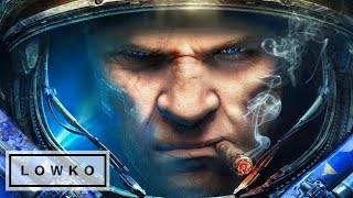 StarCraft 2: WINGS OF LIBERTY!