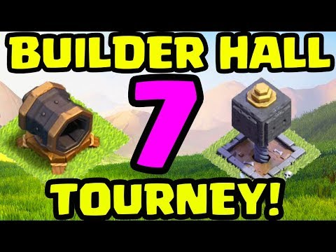 Clash of Clans UPDATE - TOP STRATEGY and BASES for Builder Hall 7!