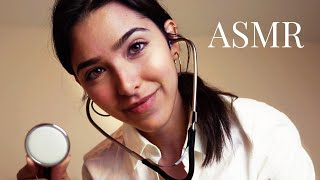 ASMR At Home Doctor (Gloves, Cranial Nerve Exam, Personal at...