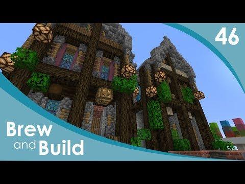 Minecraft - Brew & Build :: A Brand NEW Area :: Episode 46