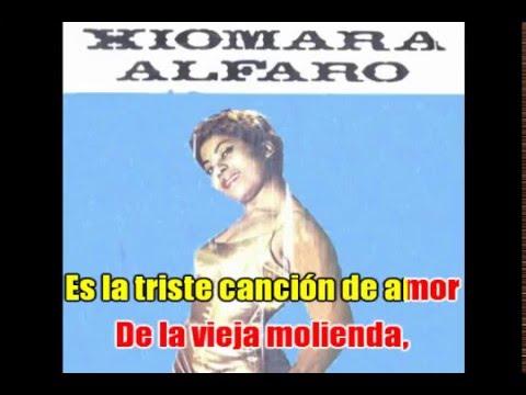 Moliendo café - Xiomara Alfaro V2
