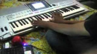 play piano Bondan Prakoso F2B - Not with me