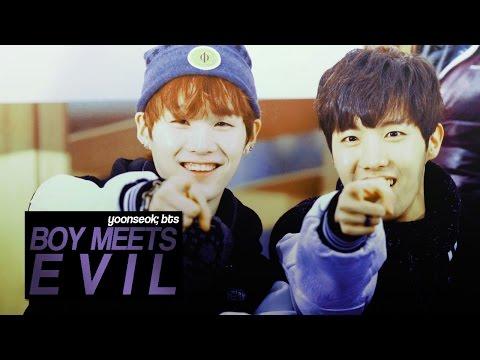 yoonseok » boy meets evil