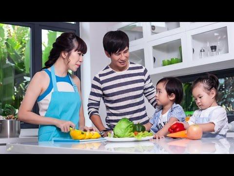 Lý Hải Minh Hà | Không Đâu Bằng Bữa Cơm Gia Đình♥