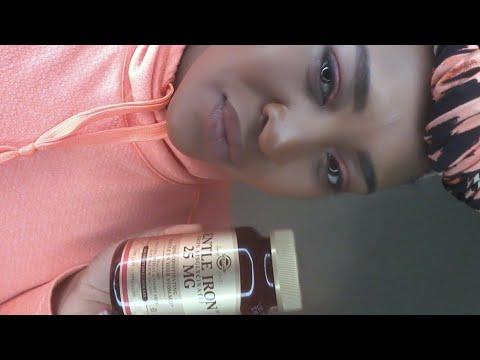 Vegan Iron Supplements   Yemurai Crawford