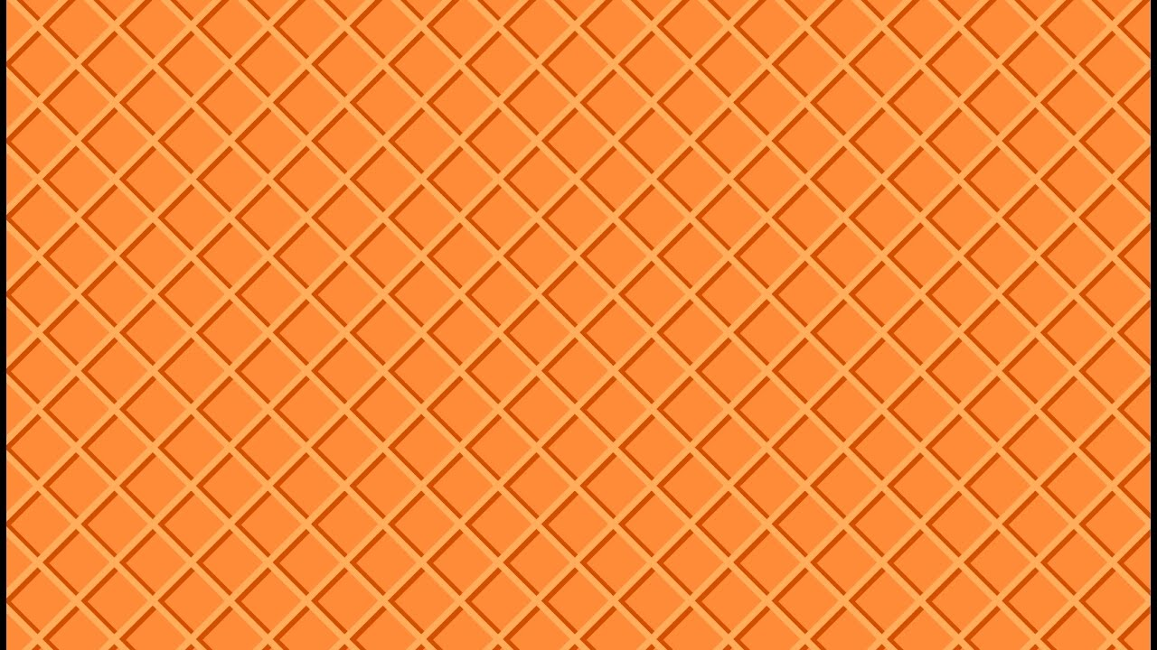 Waffle texture - Adobe Illustrator tutorial. How to create ...