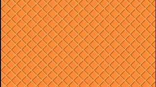 Waffle texture - Adobe Illustrator tutorial. How to create simple ice cream waffle imitation