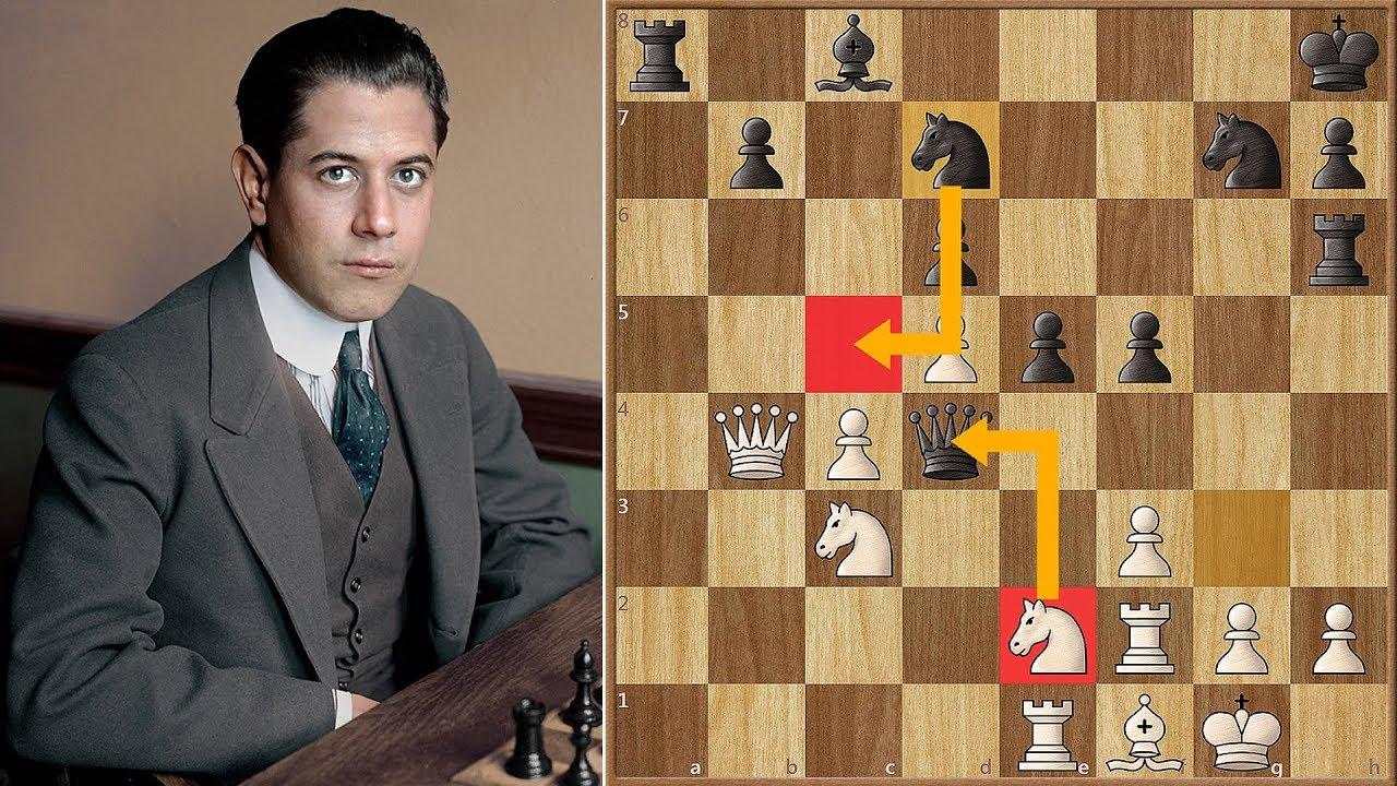 Revenge That Came Too Easy | Capablanca vs Riumin | Moscow 1936.