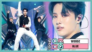 Download Mp3  쇼! 음악중심  우즈 조승연  -파랗게 , Woodz -love Me Harder 20200704