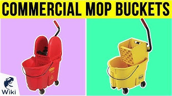 10 Best Commercial Mop Buckets 2019