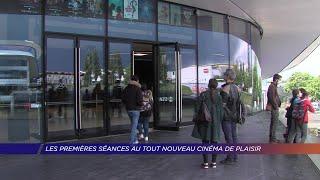 Yvelines | Les premières séances au tout nouveau cinéma UGC de Plaisir