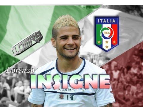 Lorenzo Insigne│Future of Italy│2013│HD