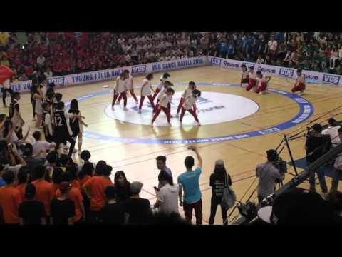 AOF Học Viện Tài chính VUG-Dance