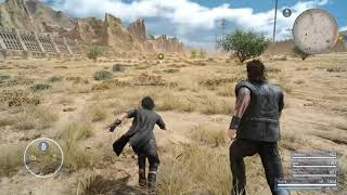 Final Fantasy XV Part 8/15 (NO VOICE COMMENTARY)