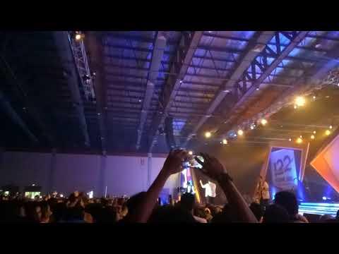Minggu, 17 Desember 2017 - Jakarta - HUT BRI 122 - Padi - Menanti Sebuah Jawaban