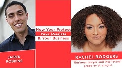 This Is How Your Protect Your (Ass)ets & Business - Interview with Rachel Rodgers