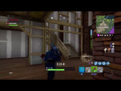 A kid was cyring when he died in the storm Fortnite battle royal