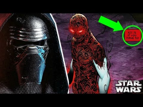 Darth Vader's Ghost Has Been Teaching Kylo Ren THEORY CONFIRMED - Star Wars Explained
