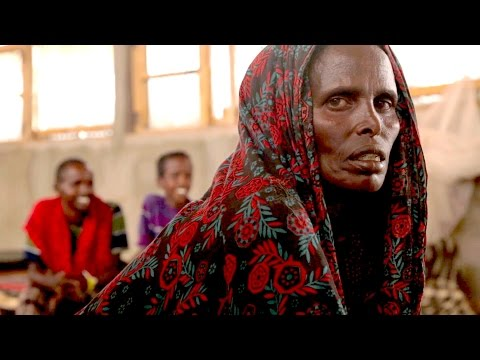 """People are arriving hungry"" :Somalis flee to Ethiopia"